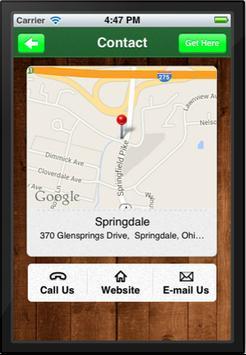 Beef O Brady's Springdale apk screenshot