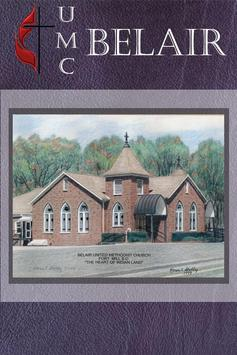 BelAir United Methodist Church poster