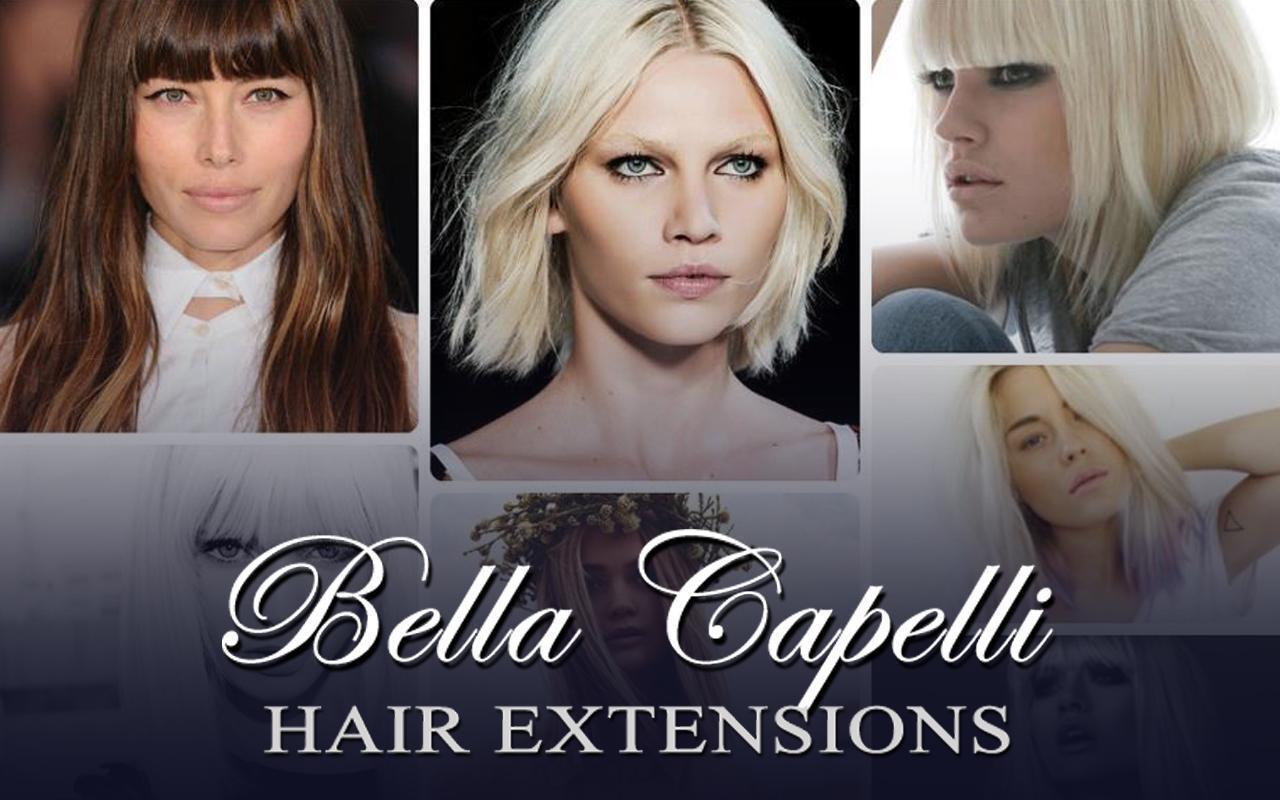 Bella Capelli Hair Extensions Descarga Apk Gratis Estilo De Vida