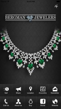Bergman Jewelers poster