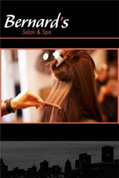 Bernard's Salon & Spa poster