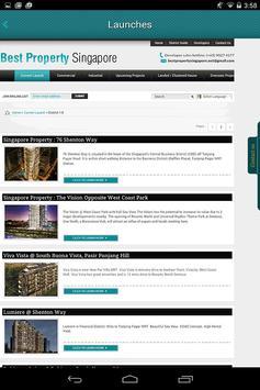 Best Property Singapore screenshot 2