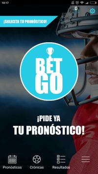 Bet GO poster