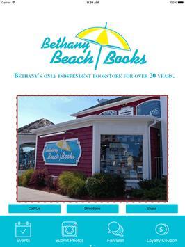 Bethany Beach Books poster