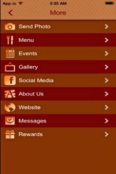 Bice Grand Cafe apk screenshot