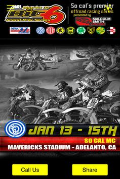 Big 6 Racing poster