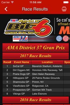 Big 6 Racing screenshot 2