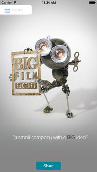 The Big Film Factory poster