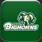 Reno Bighorns icono