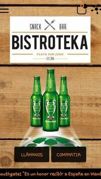 La Bistroteka poster