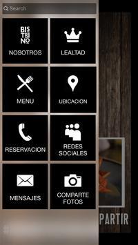 Bistrino screenshot 1