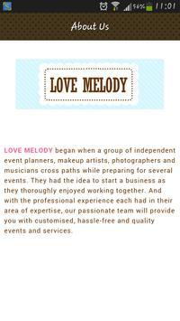 Love Melody screenshot 2