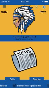 Brookwood Junior High School poster