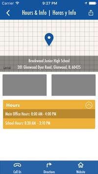 Brookwood Junior High School screenshot 2