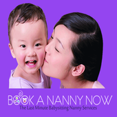 Book A Nanny Now icon