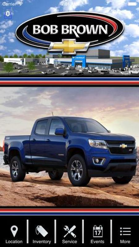 Bob Brown Chevrolet Apk تحميل مجاني أعمال تطبيق لأندرويد