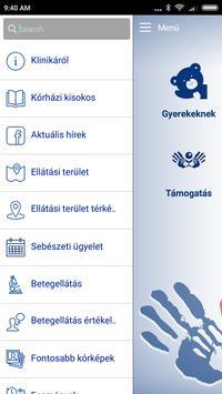 Bokay Gyermekklinika apk screenshot