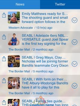 Albury Wodonga Bandits screenshot 7