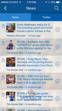 Albury Wodonga Bandits screenshot 4