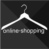 Онлайн магазин женской одежды icon