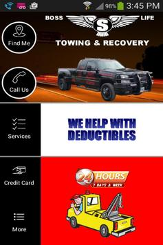 Boss Life Towing & Recovery apk screenshot