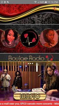 Boujae Radio poster