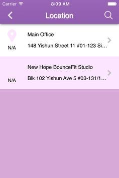 BounceFit apk screenshot