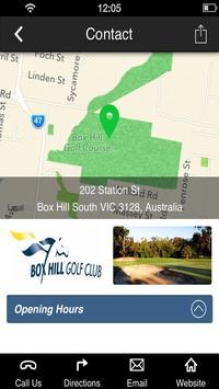 Box Hill Golf Club screenshot 1