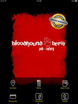 Bloodhound Brew apk screenshot