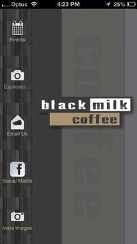 Black Milk Coffee screenshot 1