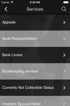 Roderick H. Polston Tax Firm apk screenshot
