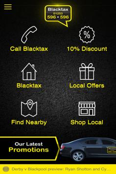 Blacktax poster
