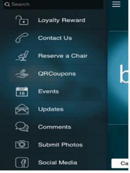 Bliss Salon apk screenshot