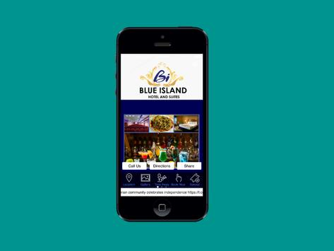 Blue Island Hotel and Suites poster