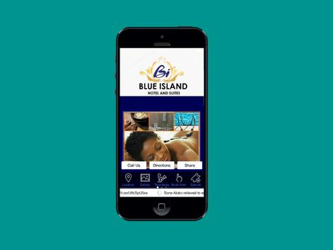 Blue Island Hotel and Suites apk screenshot