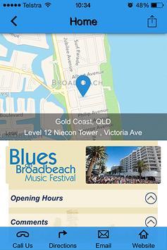 Blues On Broadbeach screenshot 2