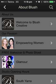 Blush Photo apk screenshot
