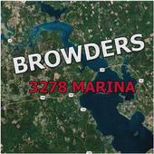 Browders Marina icon