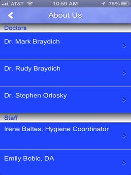 Braydich Dental apk screenshot