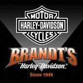 Brandt's Harley-Davidson icon