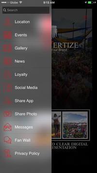Brandvertize screenshot 1