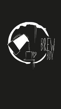 Brew Box Coffee Company poster