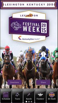 Breeders Cup Festival apk screenshot