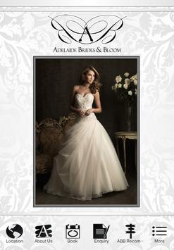 Adelaide Brides and Bloom poster