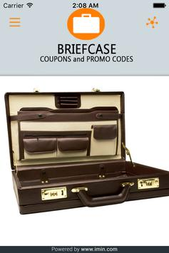 Briefcase Coupons - ImIn! poster