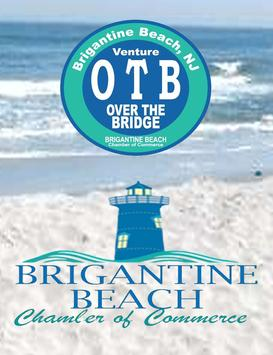Brigantine Chamber of Commerce poster
