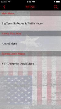 Big Texas BBQ apk screenshot