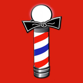 Black Tie Barber Shop icon