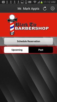Black Tie Barber Shop apk screenshot