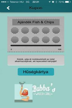Bubba's Water Grill apk screenshot